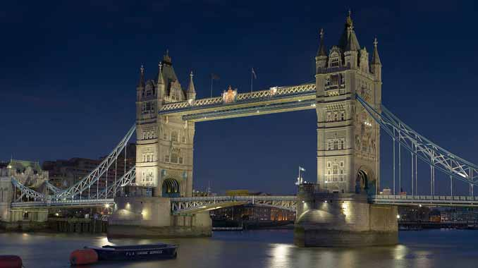 tower bridge londra