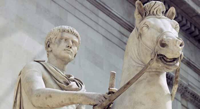 imparatul caligula al impreriului roman