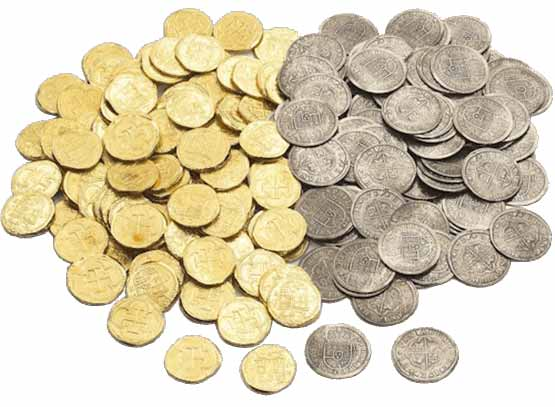 increderea in aur si argint