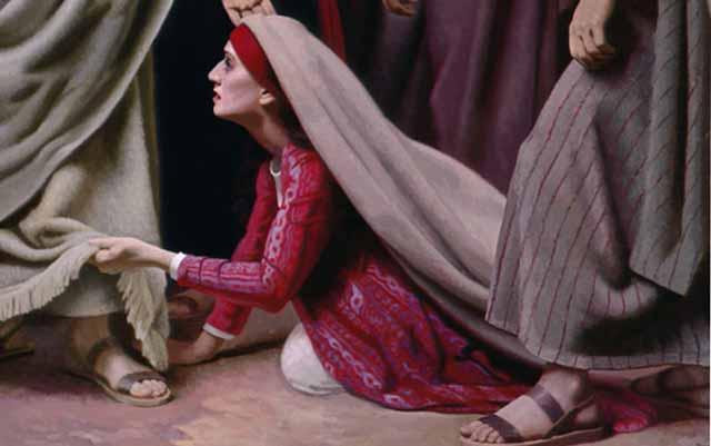 menstruatia in biblie