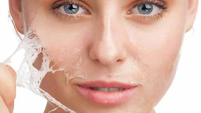 pielea umana se regenereaza