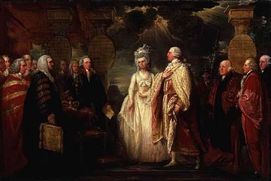 regele george al regatului unit