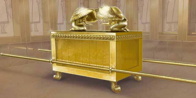 chivotul legamantului secretele îngropate ale bibliei