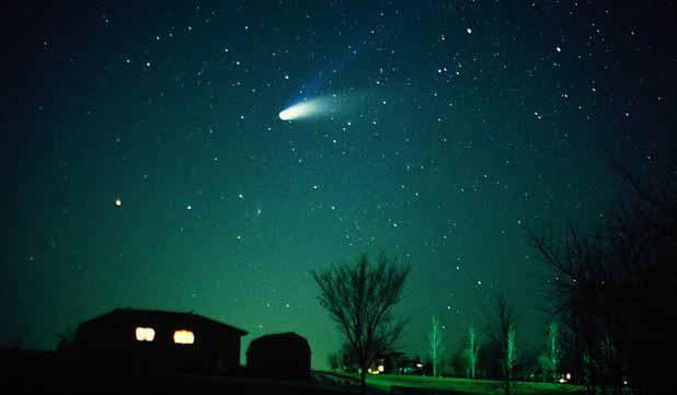 cometa hale bopp