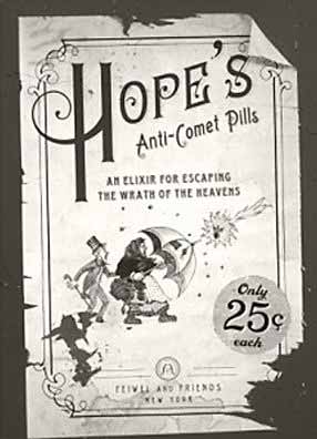 pastile anti cometa