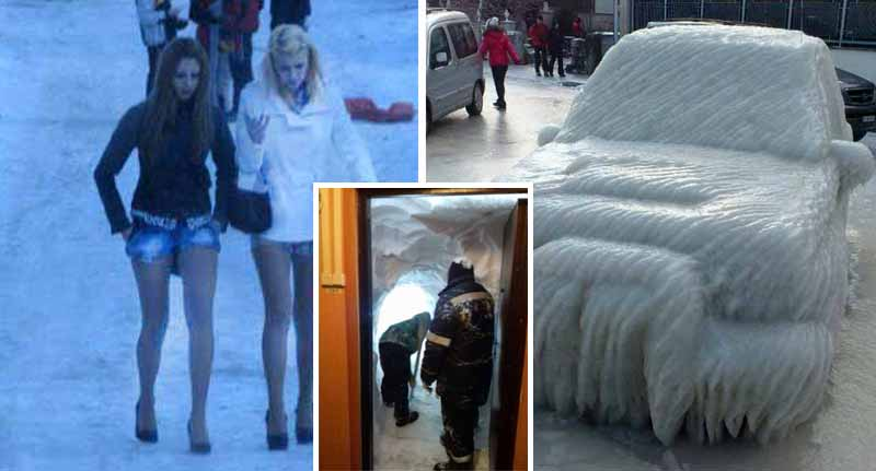 poze haioase de iarna