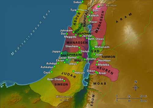 cele 10 triburi pierdute israel secretele îngropate ale bibliei