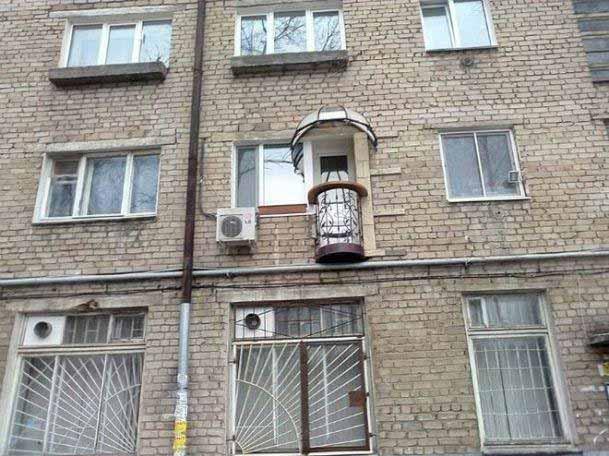 balcon cochet
