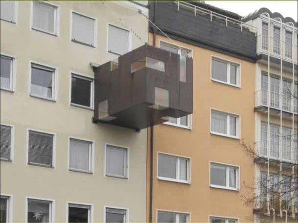 balcon cub