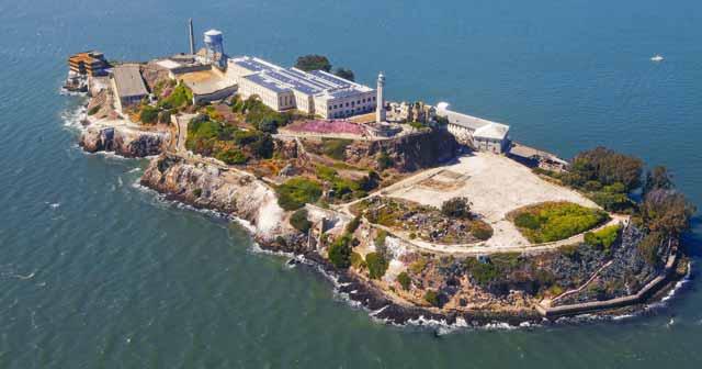 închisoarea alcatraz