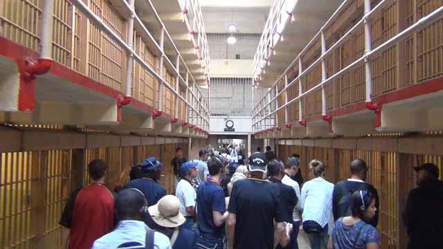 tur inchisoarea alcatraz