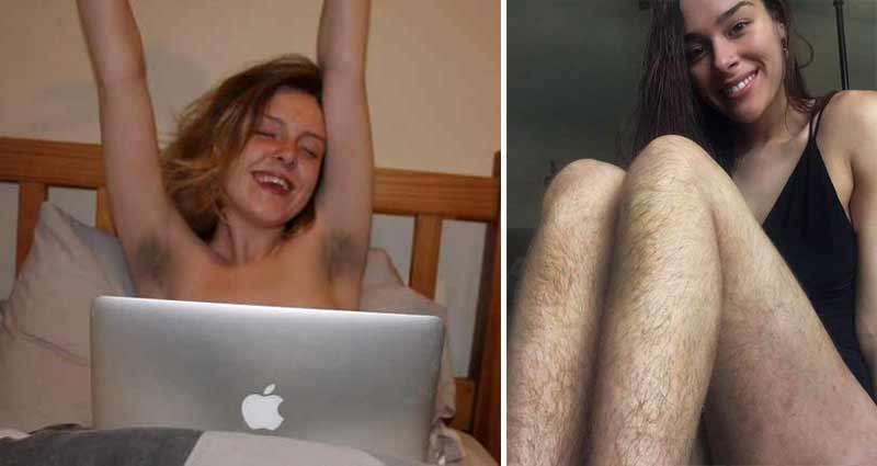 femei care nu se epileaza