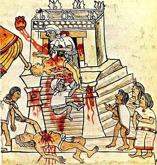ritualuri imperiul aztec