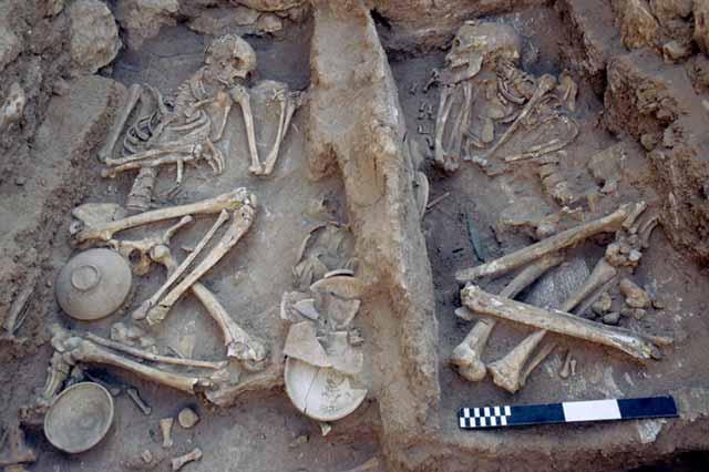 sacrificii umane in mesopotamia