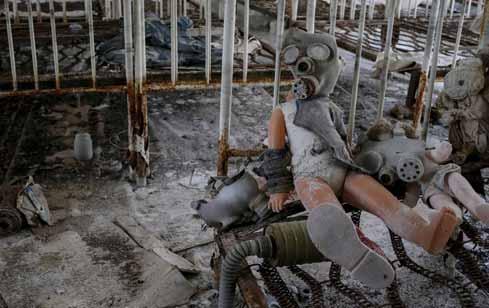 dezastre ecologice cernobîl