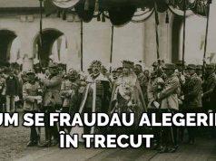 cum se fraudau alegerile