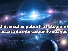 universul este o hologramă