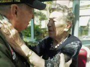regăsit iubita după 75 de ani