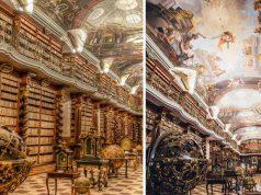 cea mai frumoasă bibliotecă din lume