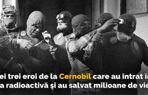 echipa sinucigaşă de la cernobîl