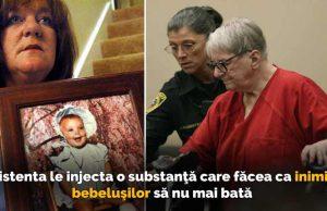 asistenta care a ucis zeci de bebeluşi