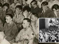 reacţia soldaţilor germani