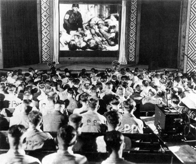 Reacţia soldaţilor germani la ororile din lagărele naziste