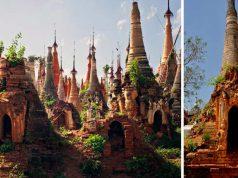 templele pierdute din myanmar