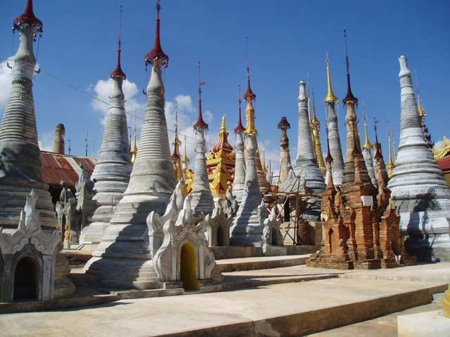 temple din myanmar