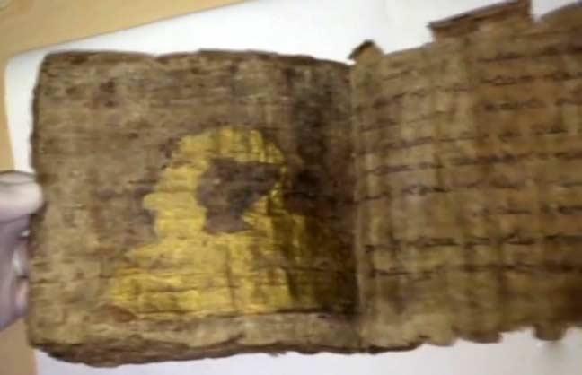 biblie veche de 1000 de ani