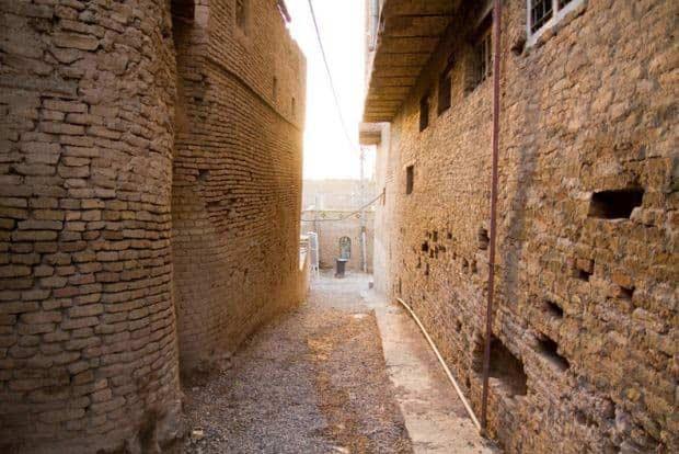 oraşul antic erbil
