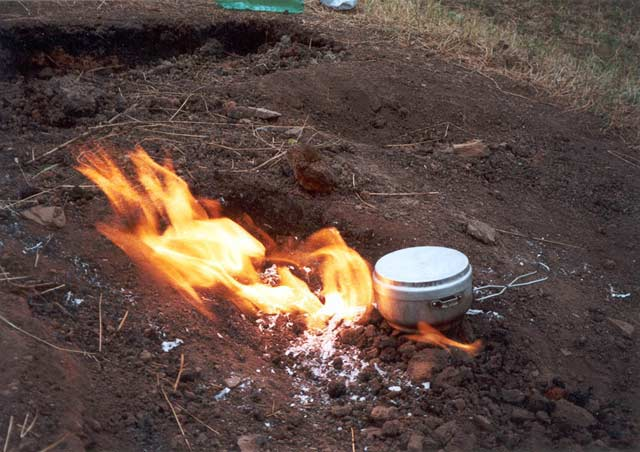 focul viu de la lopatari