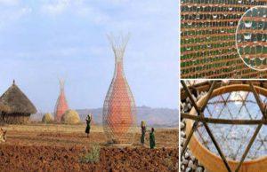turnurile warka