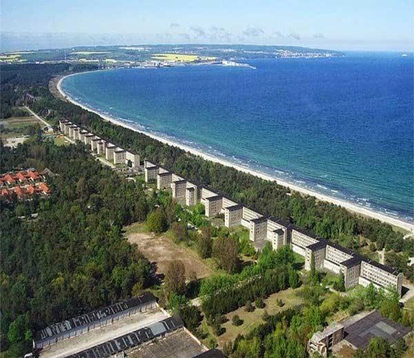 cel mai mare hotel din lume prora