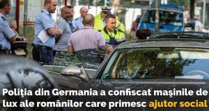 confiscat maşinile de lux