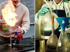 droguri în laboratorul şcolii