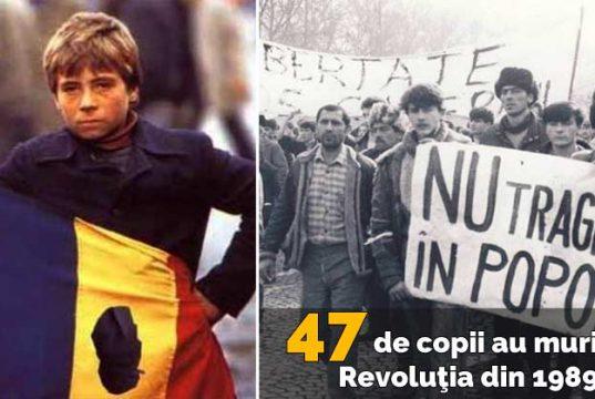 ucişi în timpul Revoluţiei