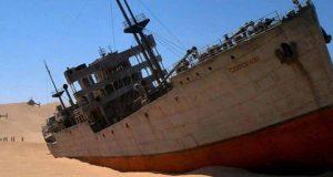 navă dispărută în triunghiul bermudelor