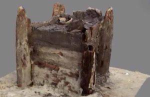 cea mai veche construcţie din lemn