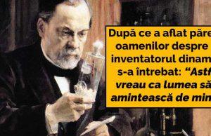 inventatorul dinamitei