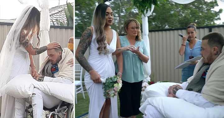 murit la o zi după ce s-a căsătorit