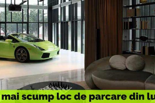 cel mai scump loc de parcare