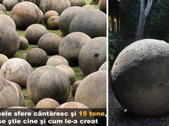 sferele de piatră din costa rica