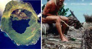 300 de zile pe o insulă