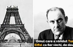vândut Turnul Eiffel