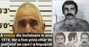 evadat din închisoare acum 50 de ani