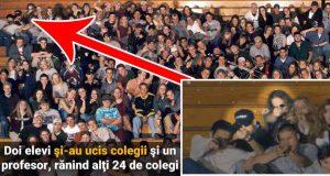 Masacrul de la Liceul Columbine