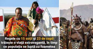 Regele Mswati