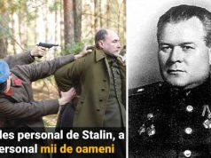 călăul ales de stalin