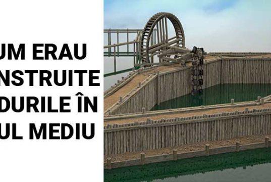 cum erau construite podurile